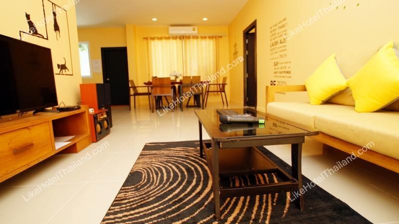 รูปของโรงแรม โรงแรม บ้านณัชชา พูลวิลล่า หัวหิน { 3 นอน สระส่วนตัว ทำอาหารได้ }