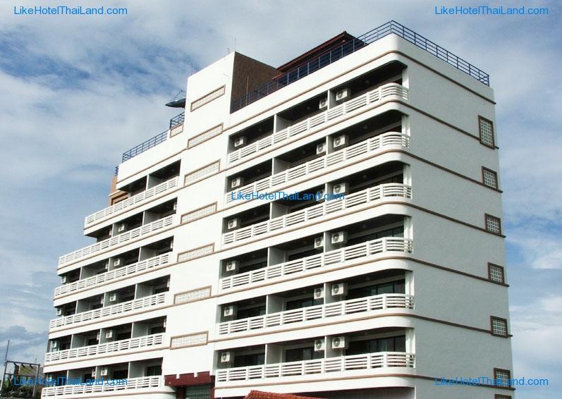 โรงแรม ซิติน ลอฟท์ หัวหิน