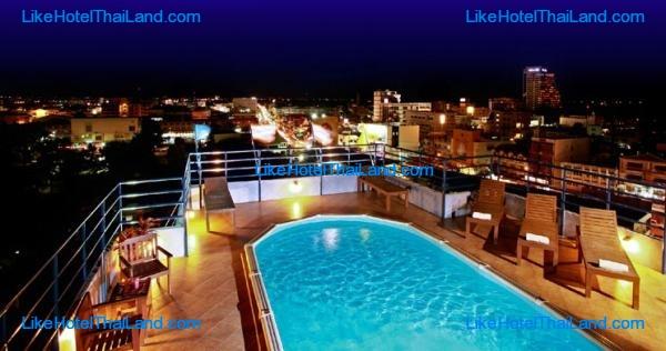 รูปของโรงแรม โรงแรม ซิติน ลอฟท์ หัวหิน