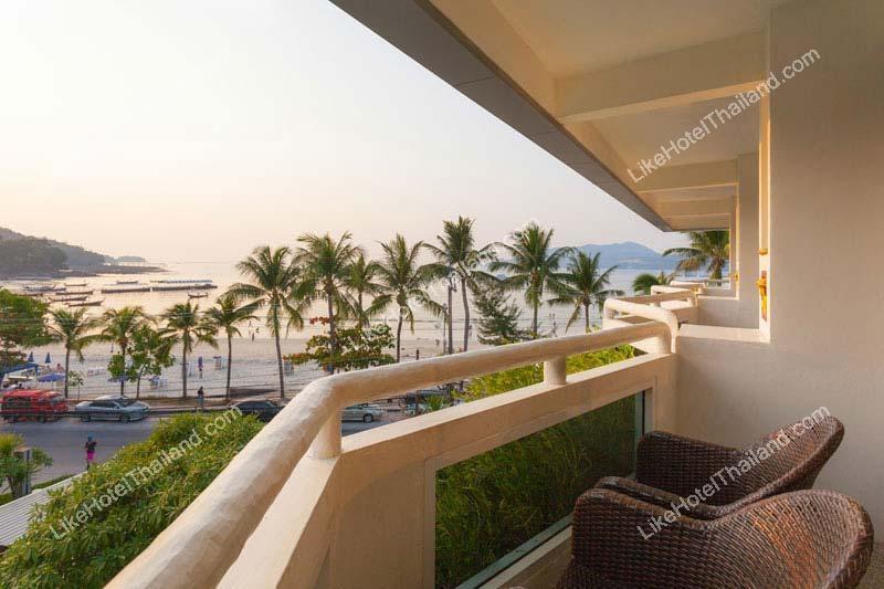 รูปของโรงแรม โรงแรม เดอะบลิส เซาท์บีท ป่าตอง