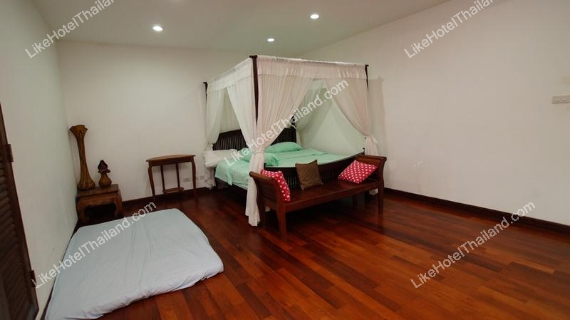 รูปของโรงแรม โรงแรม บ้านออมสิน พูลวิลล่า หัวหิน { 4 นอน ปิ้งย่าง ทำอาหารได้ }