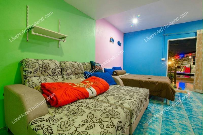 รูปของโรงแรม บ้านอำไพ พูลวิลล่า หัวหิน { มีคาราโอเกะ สระส่วนตัว ปิ้งย่างได้ }