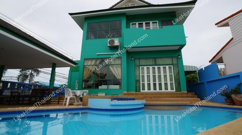 โรงแรม  บ้านคุณคมน์ หัวหินพูลวิลล่า