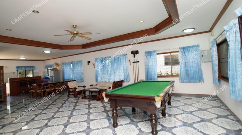 รูปของโรงแรม โรงแรม บ้านวชิตา พูลวิลล่า หัวหิน { มีสระ มีโต๊ะพูล ปิ้งย่าง ทำอาหารได้ }