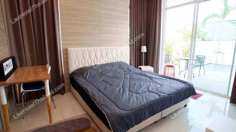 รูปของโรงแรม โรงแรม บ้านแอนนี่ พูลวิลล่า ชะอำ ( 3 นอน ปิ้งย่างได้ สระส่วนตัว )