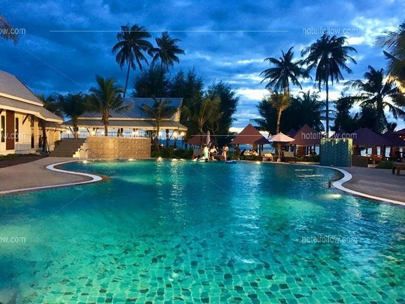 โรงแรม หาดทรายทอง รีสอร์ท จันทบุรี