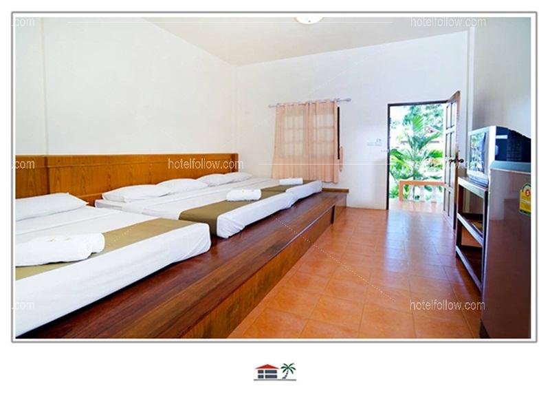 Standard Room (พัก 6 ท่าน)