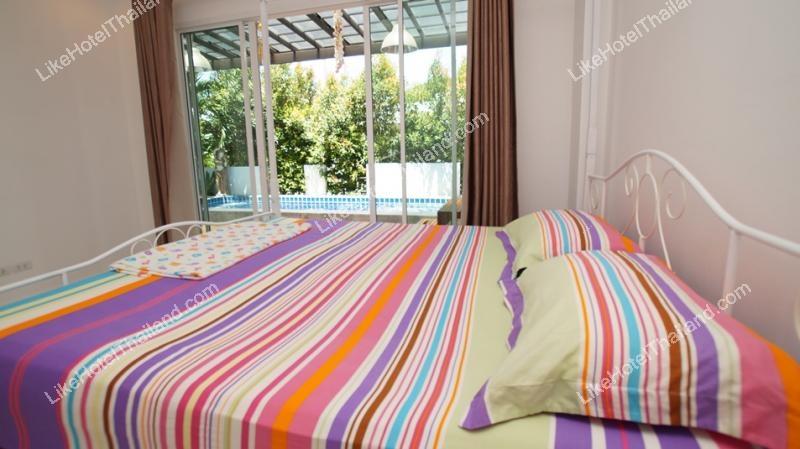 รูปของโรงแรม โรงแรม บ้าน539 พูลวิลล่า หัวหิน { 3 นอน สระส่วนตัว ปิ้งย่างได้ }