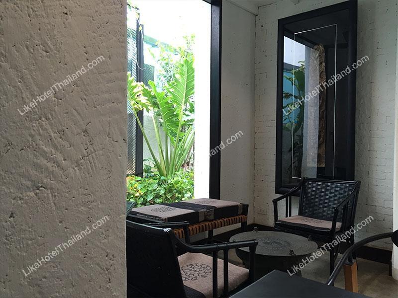 รูปของโรงแรม โรงแรม บ้านแสนฝาง เชียงใหม่ { ที่พักใกล้ประตูท่าแพ ใกล้เชียงใหม่ไนท์บาซาร์ }