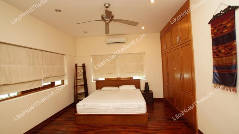 รูปของโรงแรม โรงแรม บ้านจีกอล์ฟ 2 พูลวิลล่า หัวหิน { 3 นอน สระส่วนตัว ทำอาหารได้ }