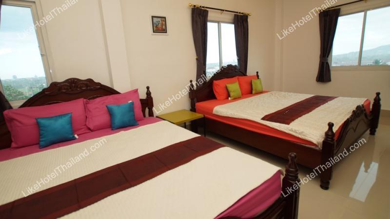 รูปของโรงแรม โรงแรม บ้านในฝันพูลวิลล่า 4 หัวหิน { 5 นอน 2 รับแขก ปิ้งย่าง ทำอาหารได้ }