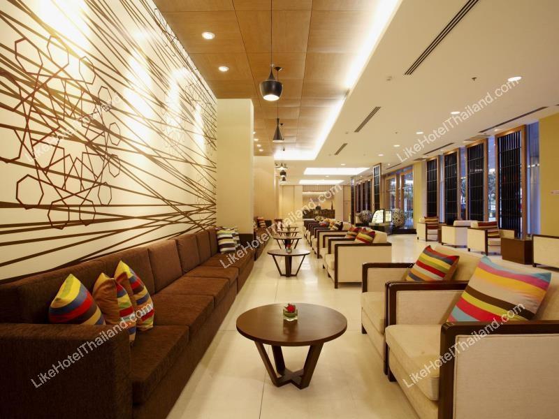 รูปของโรงแรม โรงแรม เซ็นทราศูนย์ราชการและคอนเวนชันเซ็นเตอร์ แจ้งวัฒนะ