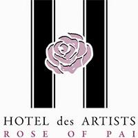 รูปโลโก้ ของ โรงแรม โฮเต็ล เด อาร์ติสต์ โรส ออฟปาย