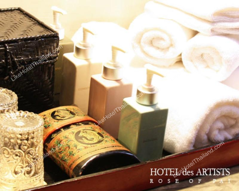 รูปของโรงแรม โรงแรม โฮเต็ล เด อาร์ติสต์ โรส ออฟปาย