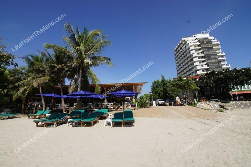 รูปของโรงแรม โรงแรม บ้านระเบียงทะเล เขาตะเกียบ หัวหิน