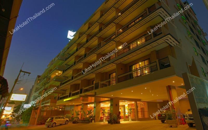 โรงแรม ซิติน ลอฟท์ พัทยากลาง ชลบุรี