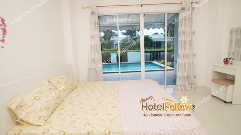 รูปของโรงแรม โรงแรม บ้าน 548 พูลวิลล่าหัวหิน