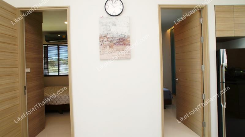 รูปของโรงแรม โรงแรม บ้านศุลีพร พูลวิลล่า ชะอำ {3 นอน ปิ้งย่าง ทำอาหารได้ สระส่วนตัว}