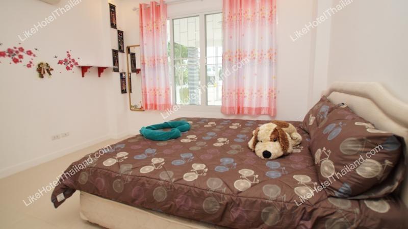 รูปของโรงแรม โรงแรม บ้านวรินทร พูลวิลล่า หัวหิน { สระส่วนตัว 3 นอน ปิ้งย่างได้ }