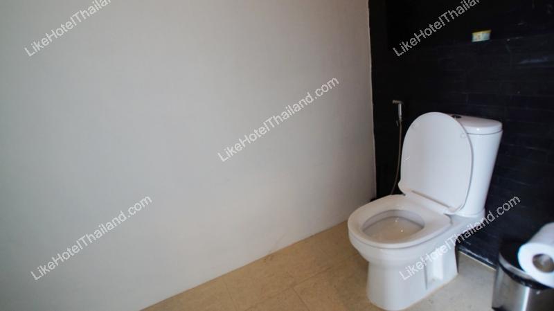 รูปของโรงแรม โรงแรม บ้านมูนา พูลวิลล่า ปากน้ำปราณ { 4 นอน สระส่วนตัว ปิ้งย่างได้ }