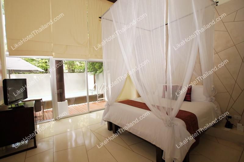 Pool Villa 2 BR 158 sq.m. (พัก 4 ท่าน)