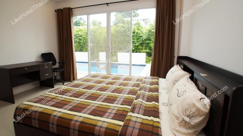 รูปของโรงแรม โรงแรม บ้าน562 พูลวิลล่า หัวหิน { สระส่วนตัว มีครัว ปิ้งย่างได้ }