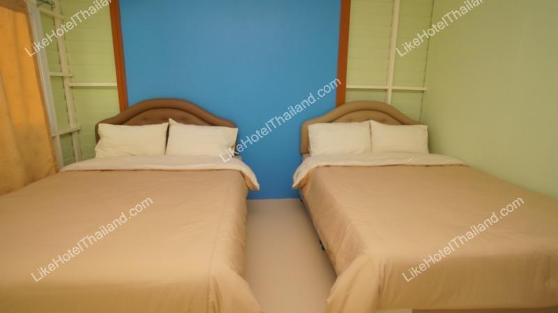 รูปของโรงแรม โรงแรม บ้านคุณเขียว พูลวิลล่า หัวหิน { 8 นอน สระส่วนตัว ปิ้งย่างได้ }