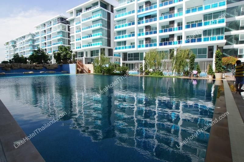 รูปของโรงแรม โรงแรม บ้านมายเกด พูลวิว หัวหิน { ทำอาหารได้ สระว่ายน้ำใหญ่ ใกล้ทะเล }
