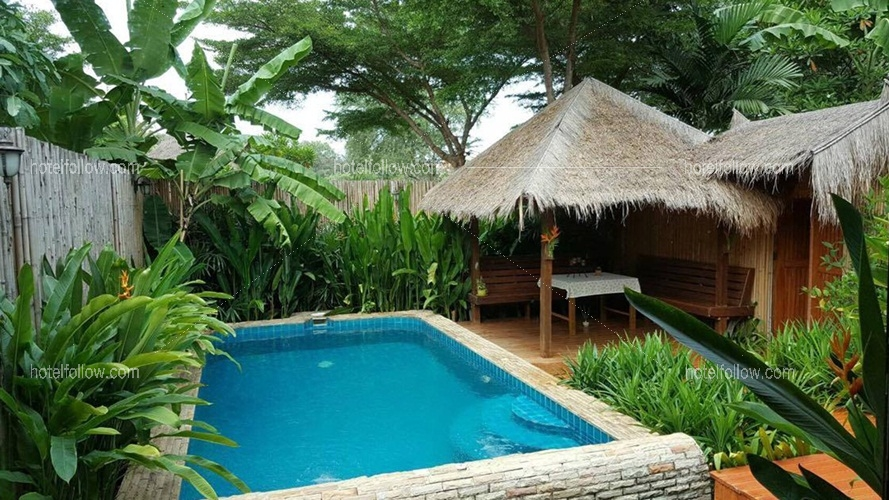 Honey Villa With Private Pool