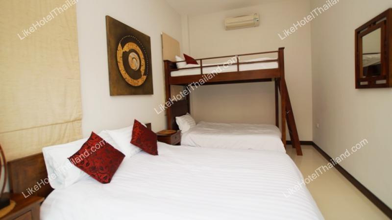 รูปของโรงแรม โรงแรม บ้านสมกมล พูลวิลล่า หัวหิน { บ้านสวย สระส่วนตัว 3 นอน ปิ้งย่างได้ }