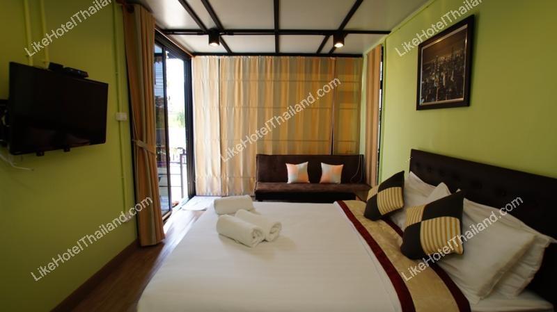 รูปของโรงแรม โรงแรม บ้านวาริศา พูลวิลล่า ชะอำ { 4 นอน สระส่วนตัว ปิ้งย่างได้ }