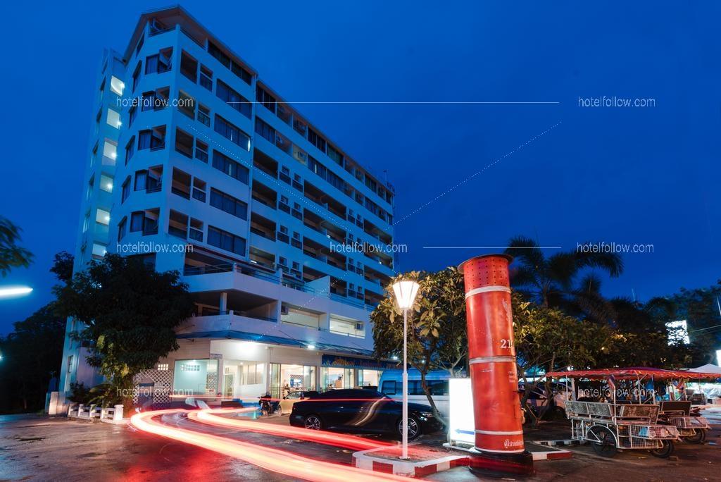 รูปของโรงแรม โรงแรม ไนซ์บีช ระยอง หาดแม่รำพึง