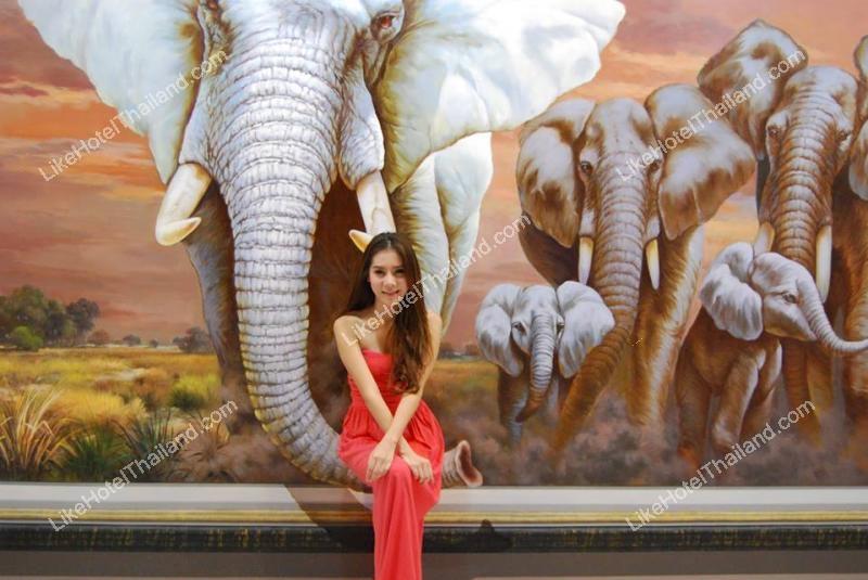 รูปของโรงแรม พิพิธภัณฑ์ อาร์ต อิน พาราไดซ์ (เชียงใหม่)