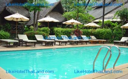 รูปของโรงแรม โรงแรม บ้านปู เกาะช้าง หาดทรายขาว จังหวัดตราด