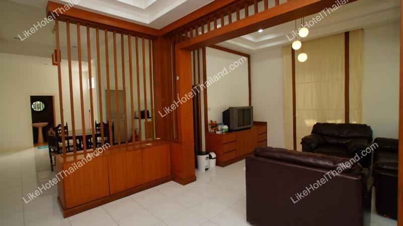 รูปของโรงแรม โรงแรม บ้านพิรญาณ์กะรัต พูลวิลล่า หัวหิน {3 นอน สระส่วนตัว ทำอาหารได้}