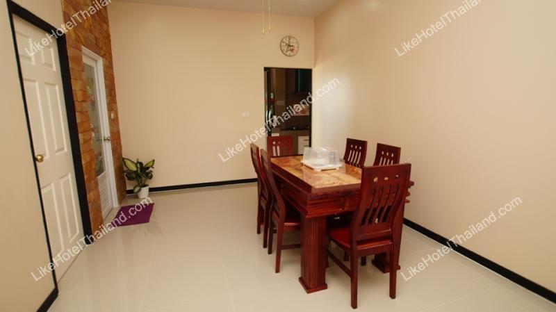 รูปของโรงแรม บ้านแอมมี่ พูลวิลล่า ชะอำ { สระส่วนตัว ปิ้งย่าง ทำอาหารได้ }