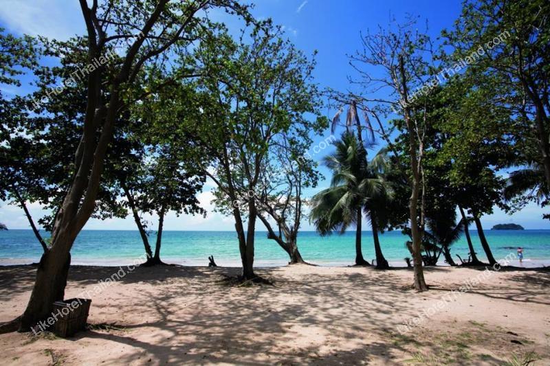 รูปของโรงแรม โรงแรม สยามบีช รีสอร์ท เกาะช้าง