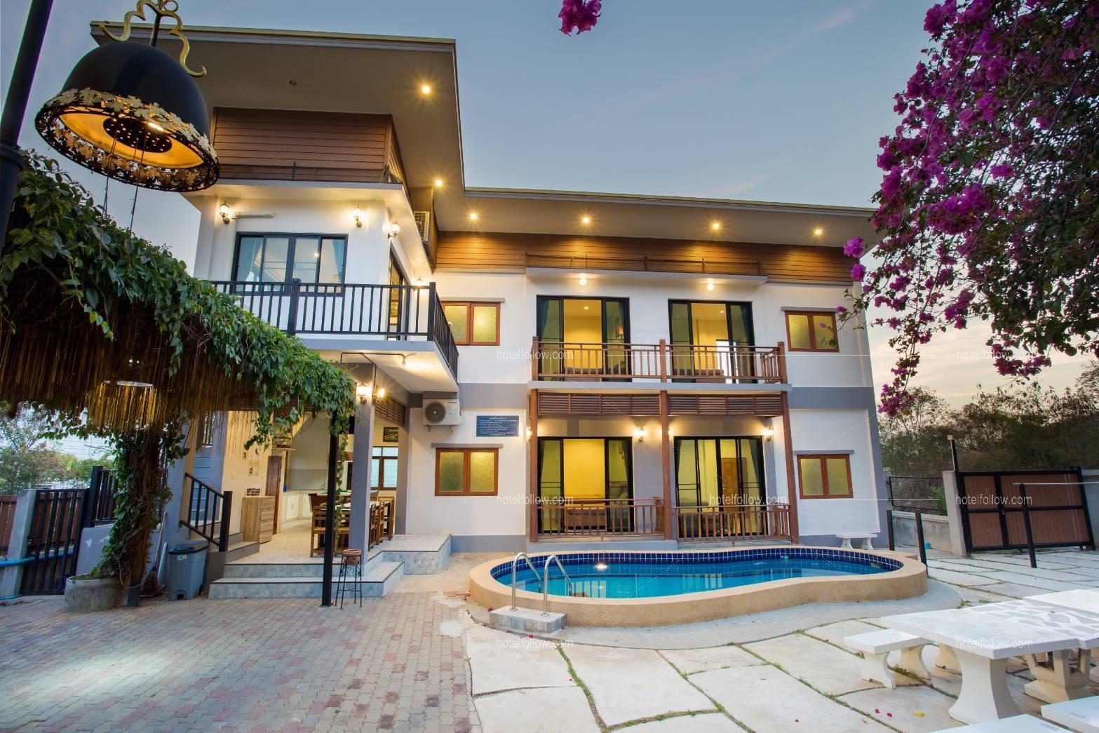 รูปของโรงแรม โรงแรม บ้านกีตาร์ หัวหิน พูลวิลล่า (ปิ้งย่าง ทำอาหารได้ 4 นอน)