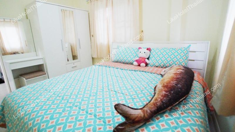 รูปของโรงแรม โรงแรม บ้านปลาทู พูลวิลล่า หัวหิน { สระส่วนตัว ปิ้งย่าง ทำอาหารได้ }