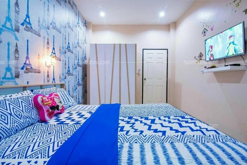 รูปของโรงแรม บ้านญาณี พูลวิลล่า ชะอำ { 5 นอน สระส่วนตัว ปิ้งย่างได้ }