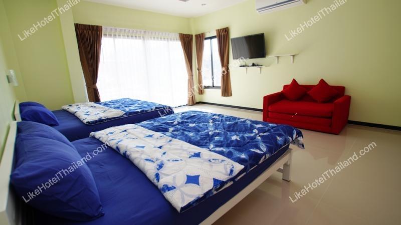 รูปของโรงแรม โรงแรม บ้านผึ้งหวาน พูลวิลล่า ชะอำ