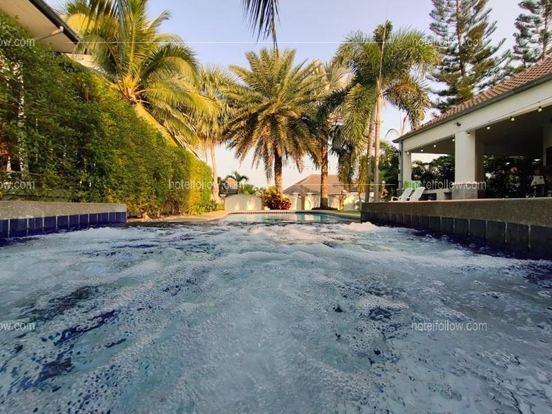 รูปของโรงแรม โรงแรม บ้านสุดใจ พูลวิลล่า หัวหิน ( 5 นอน สระส่วนตัว ปิ้งย่าง ทำอาหารได้)
