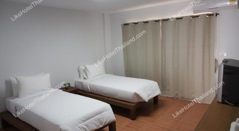 รูปของโรงแรม โรงแรม ร่มรื่น เสม็ดรีสอร์ท