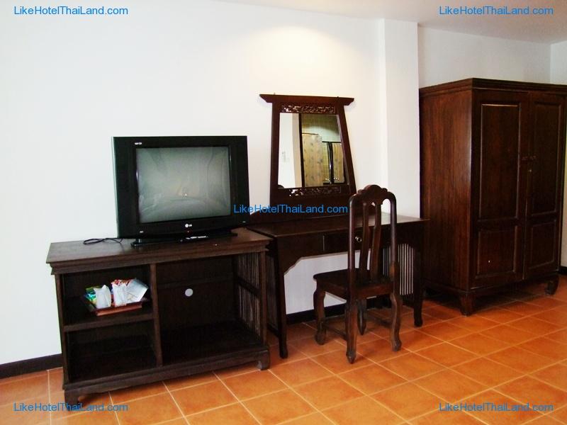 รูปของโรงแรม โรงแรม วังบูรพา แกรนด์ เชียงใหม่ { ใกล้ประตูท่าแพ ติดคูเมือง มีสระว่ายน้ำ }