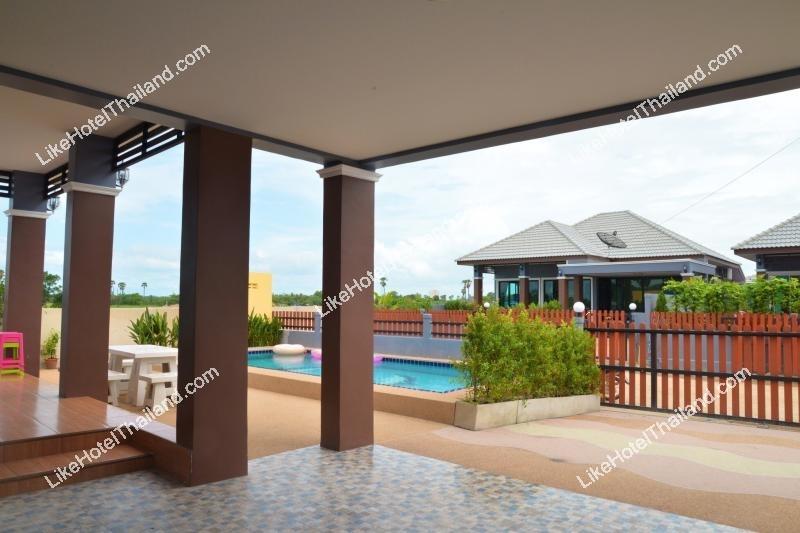 รูปของโรงแรม โรงแรม บ้านแอมมี่ 3 พูลวิลล่า ชะอำ { สระส่วนตัว ปิ้งย่าง ทำอาหารได้ }