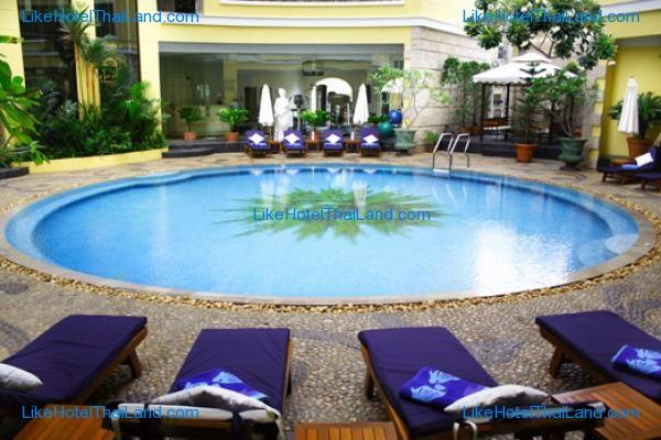 รูปของโรงแรม โรงแรม โฟร์ซีซั่นส์ เพลส พัทยา