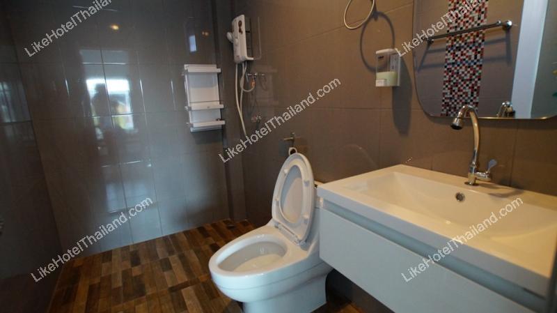รูปของโรงแรม โรงแรม บ้านมิลค์กี้ พูลวิลล่าชะอำ { สระส่วนตัว ปิ้งย่าง ทำอาหารได้ }