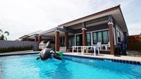 รูปโลโก้ ของ โรงแรม บ้านปลาวาฬ พูลวิลล่าชะอำ