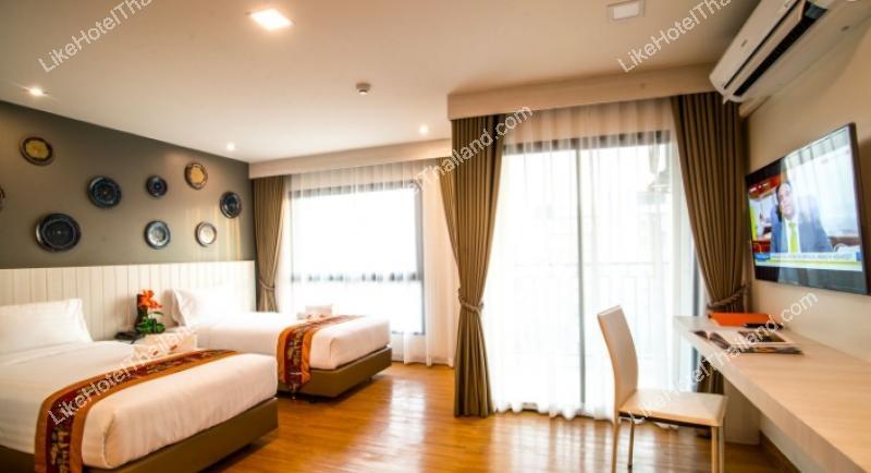 รูปของโรงแรม โรงแรม ซีมอร์โฮเท็ล เชียงใหม่ บายอันดาคูระ