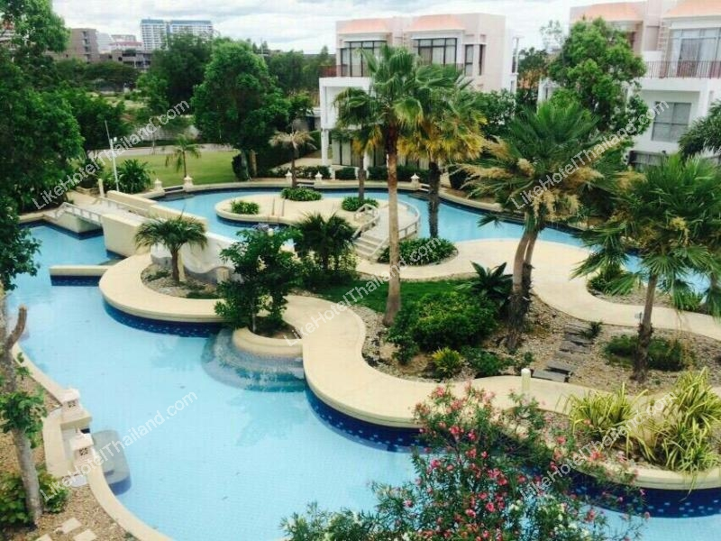 รูปของโรงแรม โรงแรม บ้านไพรินทร์โบ้ทเฮ้าส์ ชะอำ-หัวหิน { ปิ้งย่าง ทำอาหาร มีสระติดทะเล }